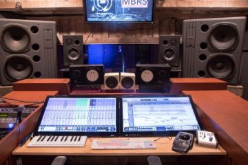 Learn Music Production at Spike Leo Music Studio