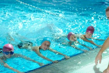 Consider a private Swimming Lessons for your kid