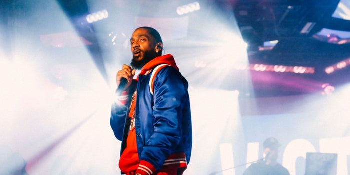 Learn AboutNipseyHussle's greatest album Victory Lap