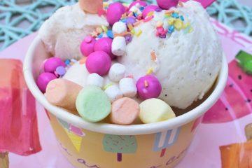 ice cream party supplies